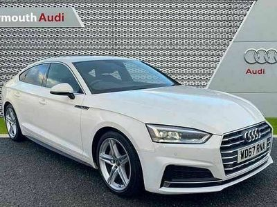 used Audi A5 Sportback S line 2.0 TDI 190 PS S tronic