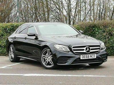 used Mercedes E200 E ClassAMG Line 4dr 9G-Tronic 2.0