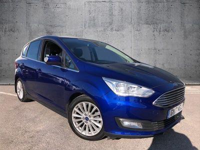 used Ford C-MAX TITANIUM MPV 2017