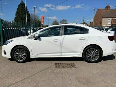 used Toyota Avensis 1.6 D-4D Business Edition (s/s) 4dr
