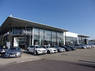 used Mercedes 180 SL CLASS SLCAMG Line 2dr 9G-Tronic Roadster 2018