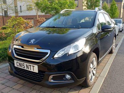 used Peugeot 2008 1.2 VTi PureTech Active 5dr