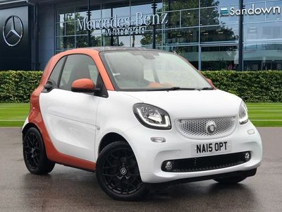 used Smart ForTwo Coupé 1.0 Edition 1 2dr