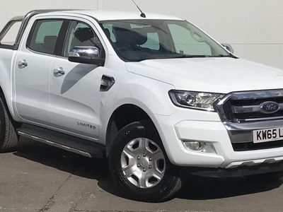 used Ford Ranger Diesel Pick Up Double Cab Limited 2 3.2 TDCi 200