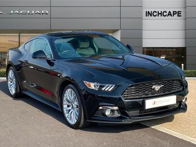used Ford Mustang 2018 York 2.3 EcoBoost 2dr