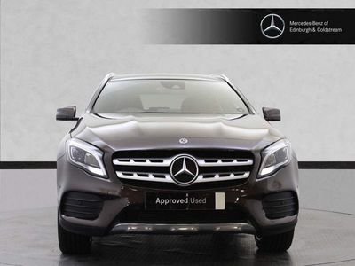 used Mercedes GLA250 Gla Class 2.0AMG Line (Premium Plus) 7G-DCT 4MATIC (s/s) 5dr