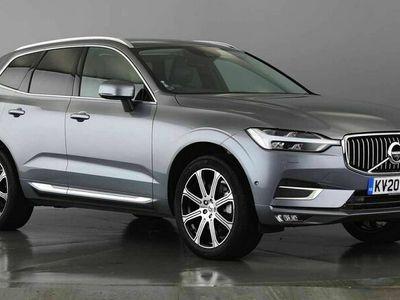 used Volvo XC60 B5 (P) AWD Inscription Auto + Xenium Pack, Intellisafe Pro, 20'' 8 Spoke Alloys