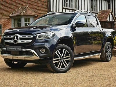 used Mercedes X250 X Class 2.3Power Double Cab Pickup Auto 4MATIC 4dr