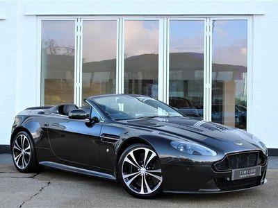 used Aston Martin Vantage S Roadster Sportshift III