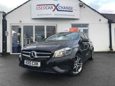 used Mercedes A180 A-ClassBlueefficiency Sport 1.6 5dr