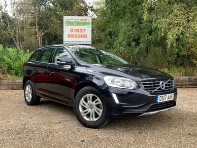 used Volvo XC60 DIESEL MANUAL SUV 5 DOORS