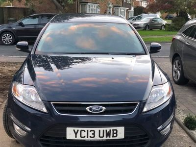 used Ford Mondeo 2.0 TDCi Zetec Powershift 5dr