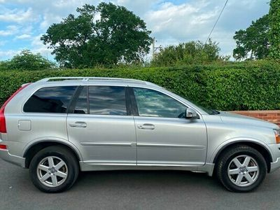 used Volvo XC90 Estate 2.4 D5 (200bhp) ES 5d Geartronic