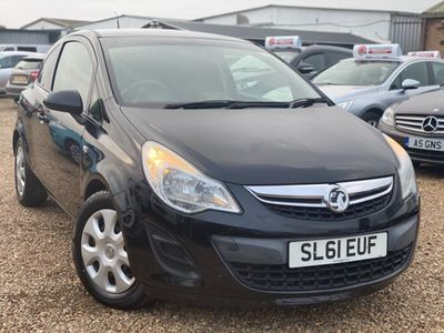 used Vauxhall Corsa 1.2 i 16v Exclusiv 3dr