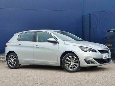 used Peugeot 308 1.6 BlueHDi Allure (s/s) 5dr