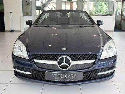 used Mercedes 250 SLK RoadsterCDI BlueEFFICIENCY 2d Tip Auto