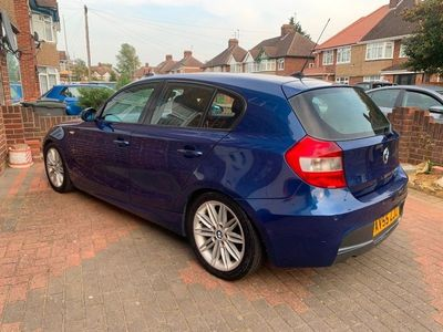 used BMW 120 1 Series 2.0 d M Sport 5dr