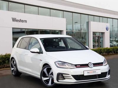 used VW Golf 2.0 Tsi 245 Gti Performance 5Dr Dsg