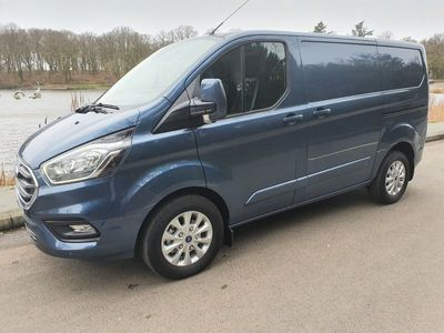 used Ford Custom Transit2.0 Ecoblue 130Ps Low Roof Limited Van