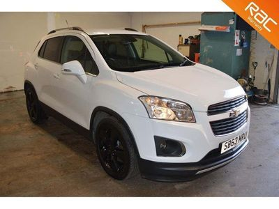 used Chevrolet Trax 1.6 LT (s/s) 5dr