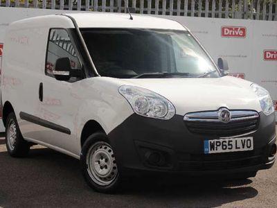used Vauxhall Combo Combo Cargo2000 1.3 CDTI 16V H1 Van