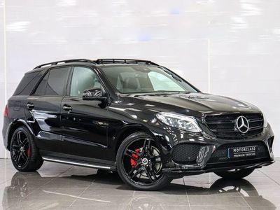 used Mercedes GLE250 Gle-Class 0.0D 4MATIC AMG NIGHT EDITION PREMIUM PLUS 5d 201 BHP LOW RATE FIN