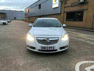 used Vauxhall Insignia 2.0 CDTi ecoFLEX SRi (s/s) 4dr