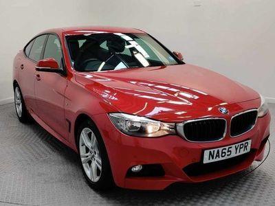 used BMW 328 3 Series i M Sport 5dr [Business Media]