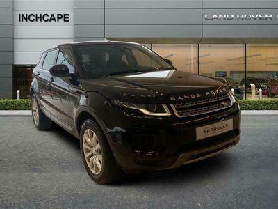 used Land Rover Range Rover evoque Diesel Hatchback 2.0 TD4 SE 5dr Auto