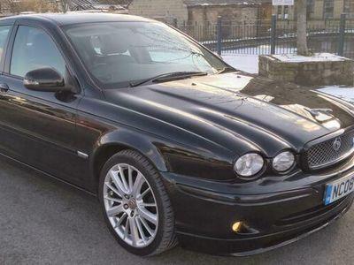 used Jaguar X-type 2.2d S 4dr