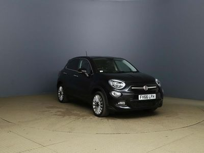 used Fiat 500X 1.4 MultiAir Lounge DCT (s/s) 5dr