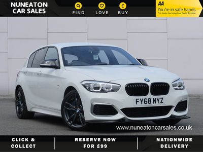 used BMW M140 1 Series 3.0Shadow Edition 5d