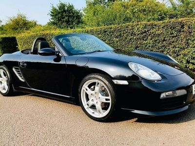used Porsche Boxster Roadster 2.7 Sport Edition 2d