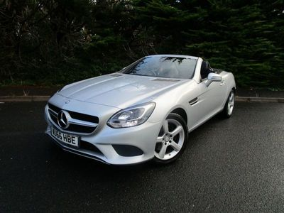 used Mercedes 200 2.0 SLCSPORT 2d 181 BHP ONLY 14,000 MILES - F/S/H