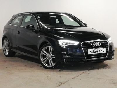 used Audi A3 1.4 TFSI 125 S Line 3dr