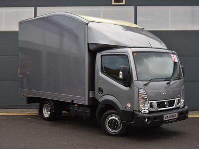 used Nissan Cabstar NT4003.0 dCi 130 3.5T MWB Luton Box Van