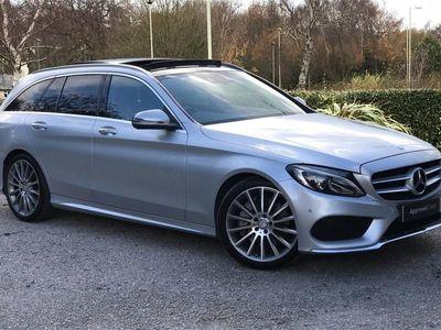 used Mercedes C250 C-ClassAMG Line Premium Plus 5dr Auto