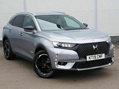 used DS Automobiles DS7 Crossback 2.0 BlueHDi Performance Line 5dr EAT8