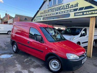 used Vauxhall Combo 1700 CDTI E4 29000 MILES WARRANTED