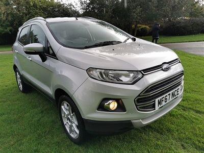 used Ford Ecosport TITANIUM
