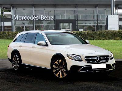 used Mercedes E400 E CLASS4Matic 5dr 9G-Tronic Automatic diesel estate all-terrain