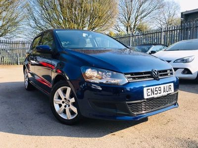 used VW Polo 1.4 SE 5dr