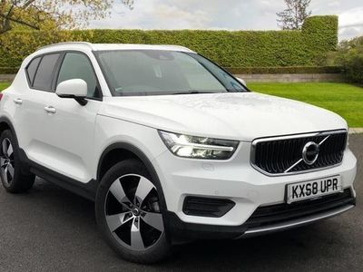 used Volvo XC40 2.0 D3 Momentum 5Dr Awd Geartronic