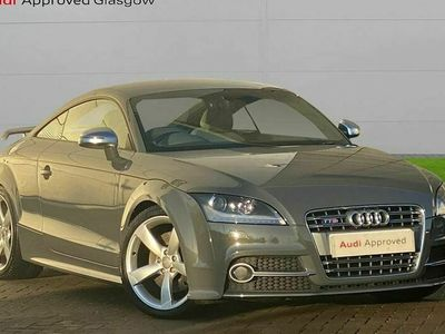 used Audi TTS Coupé Coupe Limited Edition 2.0 TFSI quattro 272 PS S tronic