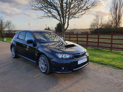 used Subaru WRX STI 2.5 STI Type UK AWD 5dr