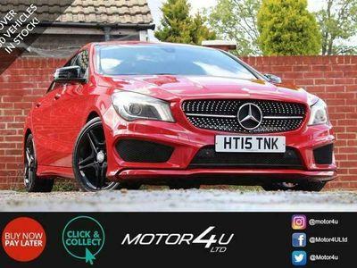 used Mercedes CLA180 ClaAmg Sport