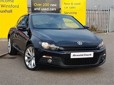 used VW Scirocco 2.0 TDI 177 GT 3dr [Nav/Leather]