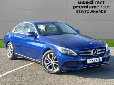used Mercedes C200 C CLASS DIESEL SALOONSport 4dr Auto