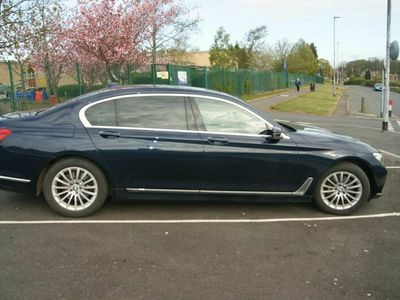used BMW 740L 7 Series 3.0 i Exclusive Auto (s/s) 4dr