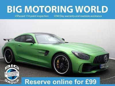 used Mercedes AMG GT R A Class Amg GTPREMIUM Coupe 2018